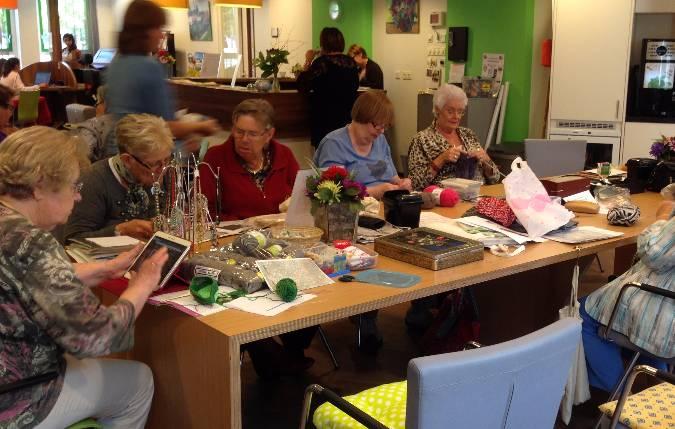 handwerken-breien-breiclub-dagbesteding-alkmaar