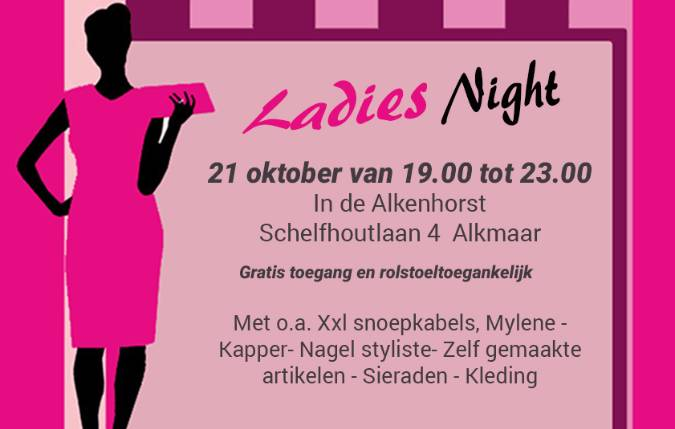 Ladies-night-alkmaar-gratis