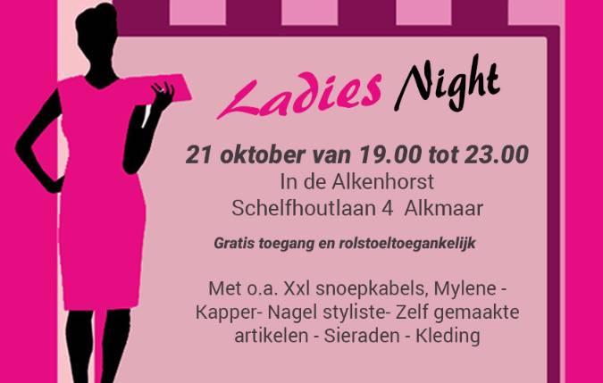 Ladies-night-alkmaar-gratis