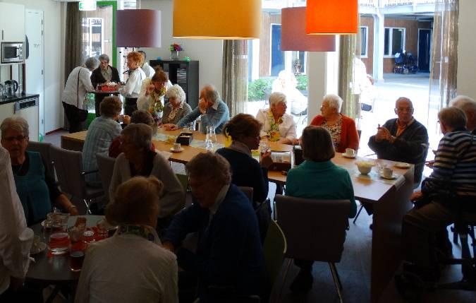 eenzaamheid bestrijden bij de alkenhorst door gezelligheid in alkmaar voor ouderen