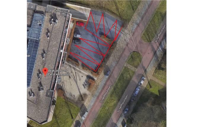 parkeerterrein de alkenhorst alkmaar werkzaamheden oktober en november 2019